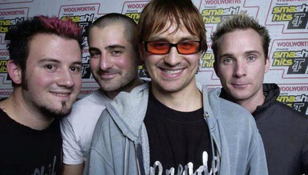 US rockers Wheatus, who are coming to Sligo in October