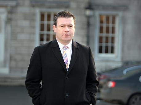 Alan Kelly,TD,the Minister for the Environment,Community and Local Government