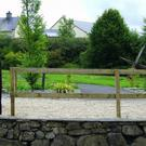 The community in Coolaney takes great pride in their village and projects such as the Millennium Park pictured above