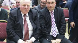 Eamon Scanlon and Senator Marc MacSharry