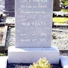 The grave of W.B.Yeats at Drumcliffe Churchyard