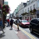 Sligo's O'Connell Street which has been allocated funding for a much needed upgrade