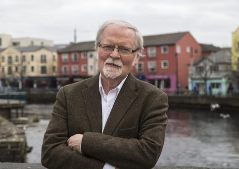 Jack Harte returns to Sligo this summer with his play 'Language of The Mute'. Pic: Donal Hackett