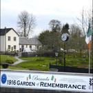 A general view of the Banada Garden of Remembrance at Banada. (Photo: Tom Callanan)