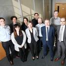 Staff at SL Controls which is based at Collooney Business Park