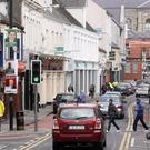 O'Connell Street in Sligo will close for water and sewer works in September for three months and then early in 2017 for street enhancement works