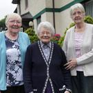 Mercy Sisters Sr Mary, Sr Patrick and Sr Aine