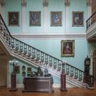 The towering vestibule of Temple House and other photos appear in the new book on Hidden Ireland