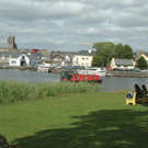Carrick-on-Shannon where local Gardaí have concerns about late night drinking exemption