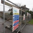 Work started last week on Fr Flanagan Tce Housing Project