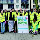 Volunteers at the 2016 Good Friday clean-up