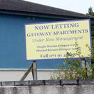 Student accommodation at Gateway Apartments in Ballinode