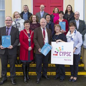 Launch of the Sligo Letrim Children and Young People's Plan 2017-2019. Pic: Donal Hackett