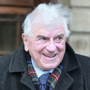 The late Eamonn Barnes who passed away on November 1st last