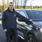 Mark Walsh from Kevin Egan Cars, Sligo