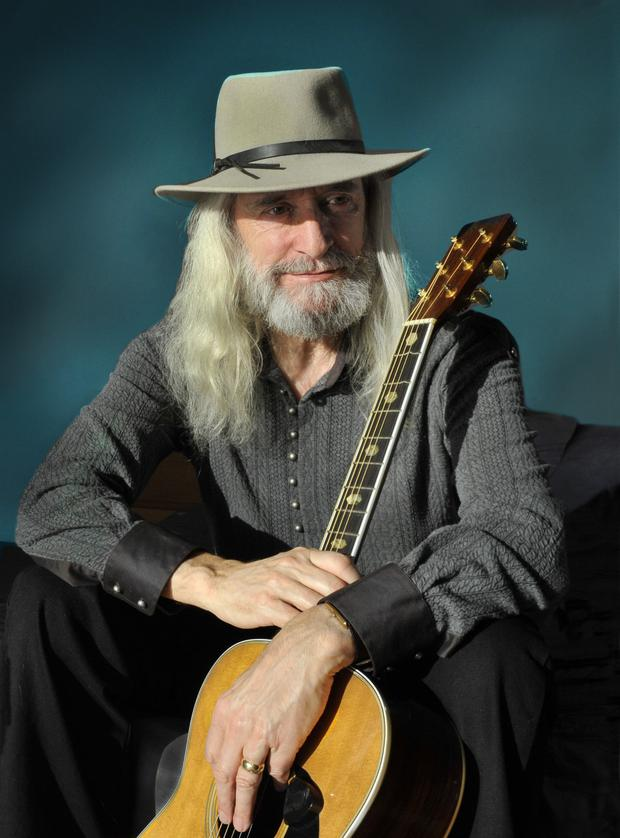 Singer Charlie Landsborough is coming to the Hawk's Well 20th January