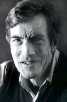 The late Richard Murphy