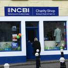 The new NCBI shop in Tubbercurry. Pic: Tom Callanan