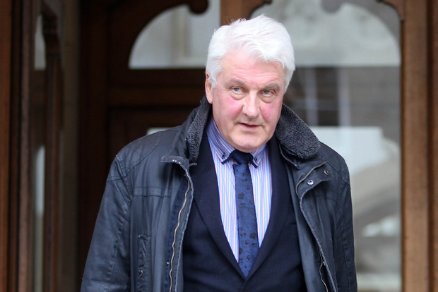 Sligo Coroner Eamon McGowan outside Sligo Courthouse