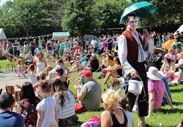 Park Fest is one of the highlights of Cairde Festival every year.