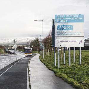 Phase two of the Western Distributor road will get underway in late autumn