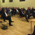 Maugherow Hall Post Office public meeting