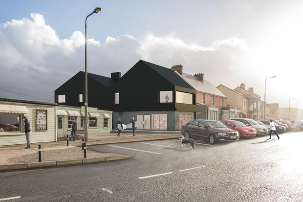 What the proposed maritime centre will look like in Strandhill