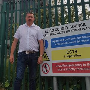 Cllr Thomas Healy called for an upgrade to the North Sligo Water Public Water Supply
