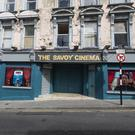 The old Savoy Cinema on High Street