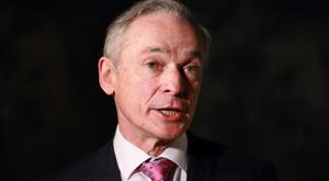 Leap of faith: Richard Bruton has bitten the bullet on delivering high speed broadband to rural communities