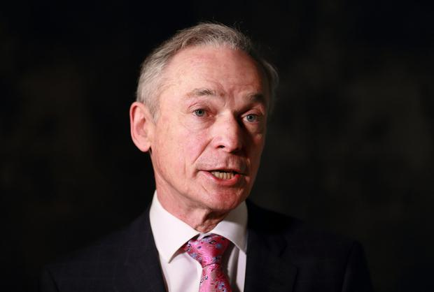 'There are few still active in Irish politics who have been at it as long as Richard Bruton.'