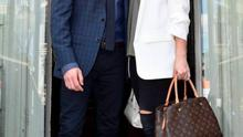 Shane Filan pictured with his wife, Gillian