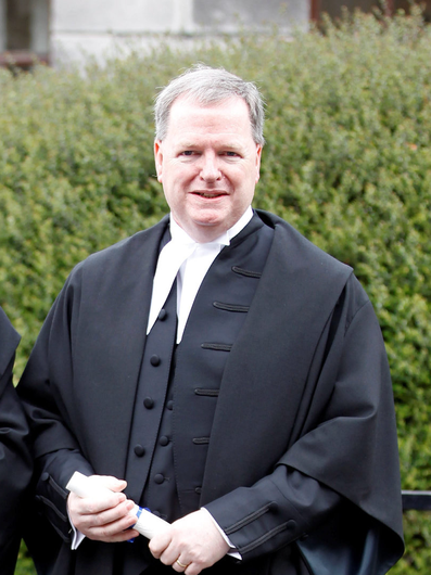 Judge Keenan Johnson