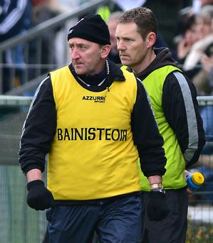 Sligo manager, Pat Flanagan, will be hoping to kickstart Sligo's promotion bid with a win against Limerick in the opening game of Divsion Three of the Allianz League at Markievicz Park on Sunday