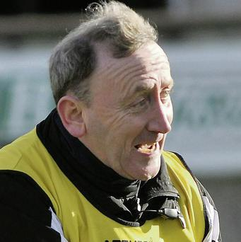 Pat Flanagan did well to consolidate Sligo's position in Division Three in his first year in charge