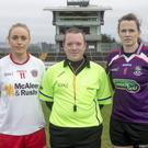 Sligo captain Noelle Gormley (right) was a boost to Sligo with her return from injury