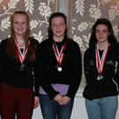 Sligo AC Under-17 Connacht Silver Medalists