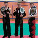 There were fine performances from Sligo kickboxers at the Nationals in City West