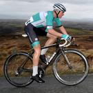 Yeats Country Cycling Club's Matthew Devins, who took first place in the recent Ras Maigh Eo Youth Two Day Cycle