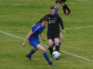 Gareth Kelly struck ten minutes into extra time