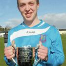 Summerhill captain Brian Glennon