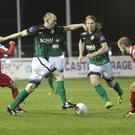 Wanderers vs Sligo: Alan Byrne