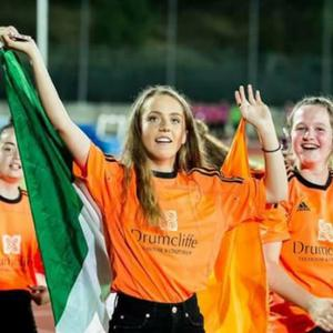 Aisling Leahy, Yeats United, at the San Marino tournament in Italy