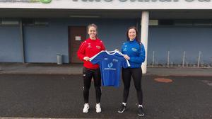 Emma Hansberry and Colleen Cavanagh will take charge of the IT Sligo women's team.
