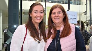Sarah And Siobhan Geoghegan looking forward to seeing Title of Show - The Musical, one of the first musicals to return to Gorey Little Theatre.