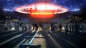 Close Encounters of the Third Kind (Saturday, Channel 5, 3.15p.m.)