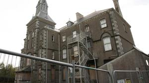 The old Good Shepherd convent in New Ross where the apartments are to be located.