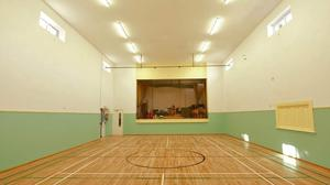 Galbally Hall has been extensively refurbished.