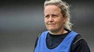 Wexford Ladies Football manager Lizzie Kent.