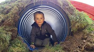 The sensory tunnel will be opened on October 24